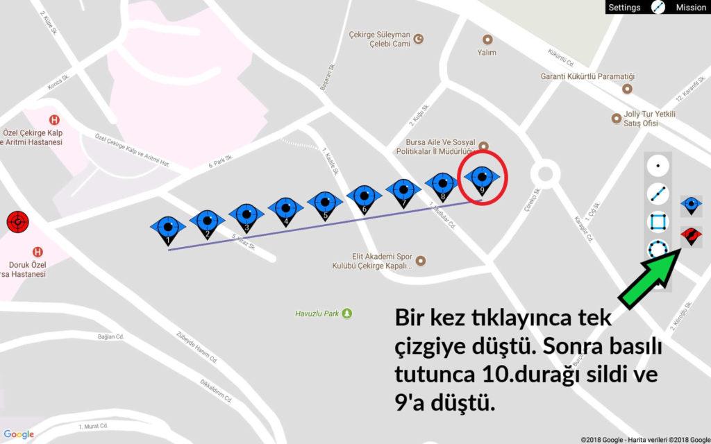 spark-waypoint-redwaypoint-guzergah-son-durak-silme
