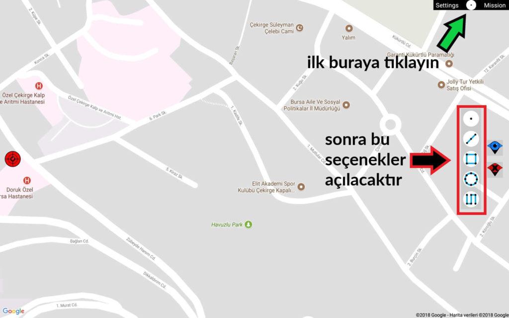 spark-waypoint-redwaypoint-hazir-guzergah-sablonlari