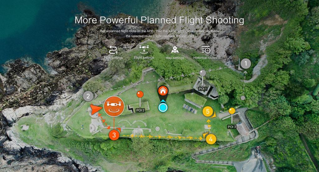 xiaomi-fimi-x8-se-2020-drone-waypoint-rotalama-ozelligi