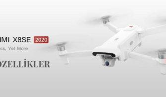 XIAOMI FIMI X8 SE 2020 (ÇOK YAKINDA)