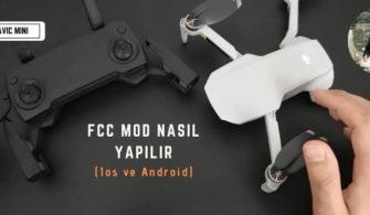 DJI Mavic Mini FCC Mod Ios/Android